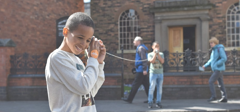 Black Country Living Museum are one of the museums taking part