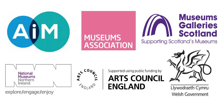 Diversifying Museum Visitors Logos 2017
