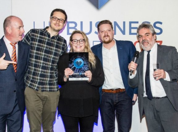AIM Website Wins Two UK Digital Experience Awards At Wembley