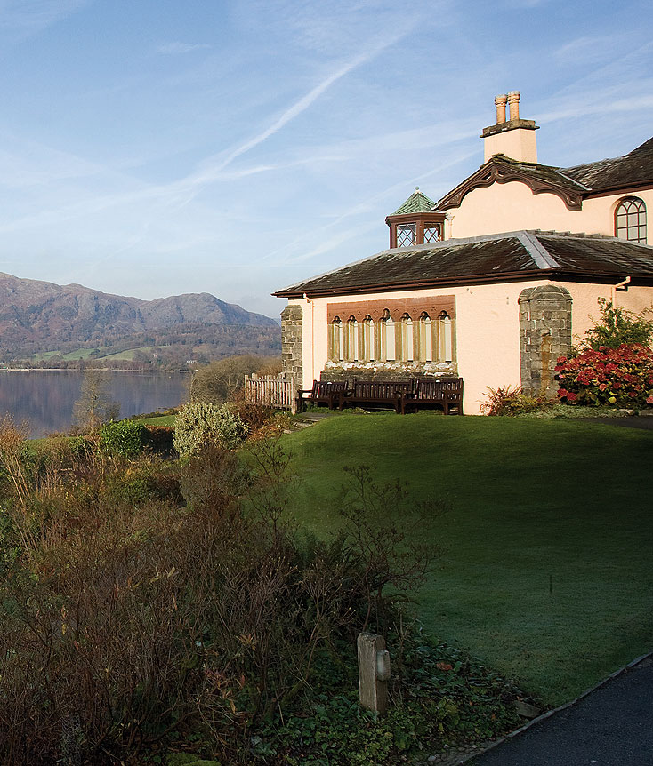 Brantwood, John Ruskin's House: Collections