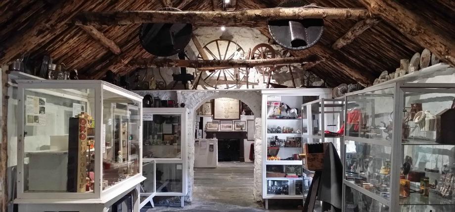 Glencoe Folk Museum. Image: courtesy of VisitScotland