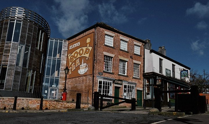 AIM Hallmarks – Rochdale Pioneers Museum