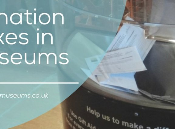 Updated AIM Quick Guide: Donation Boxes In Museums