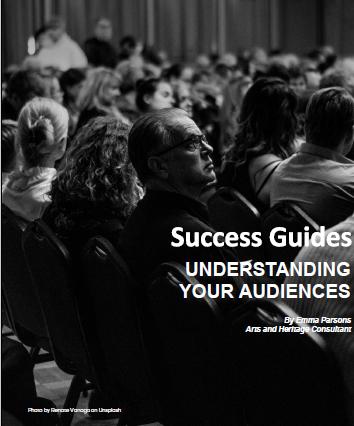 Understanding your audiences
