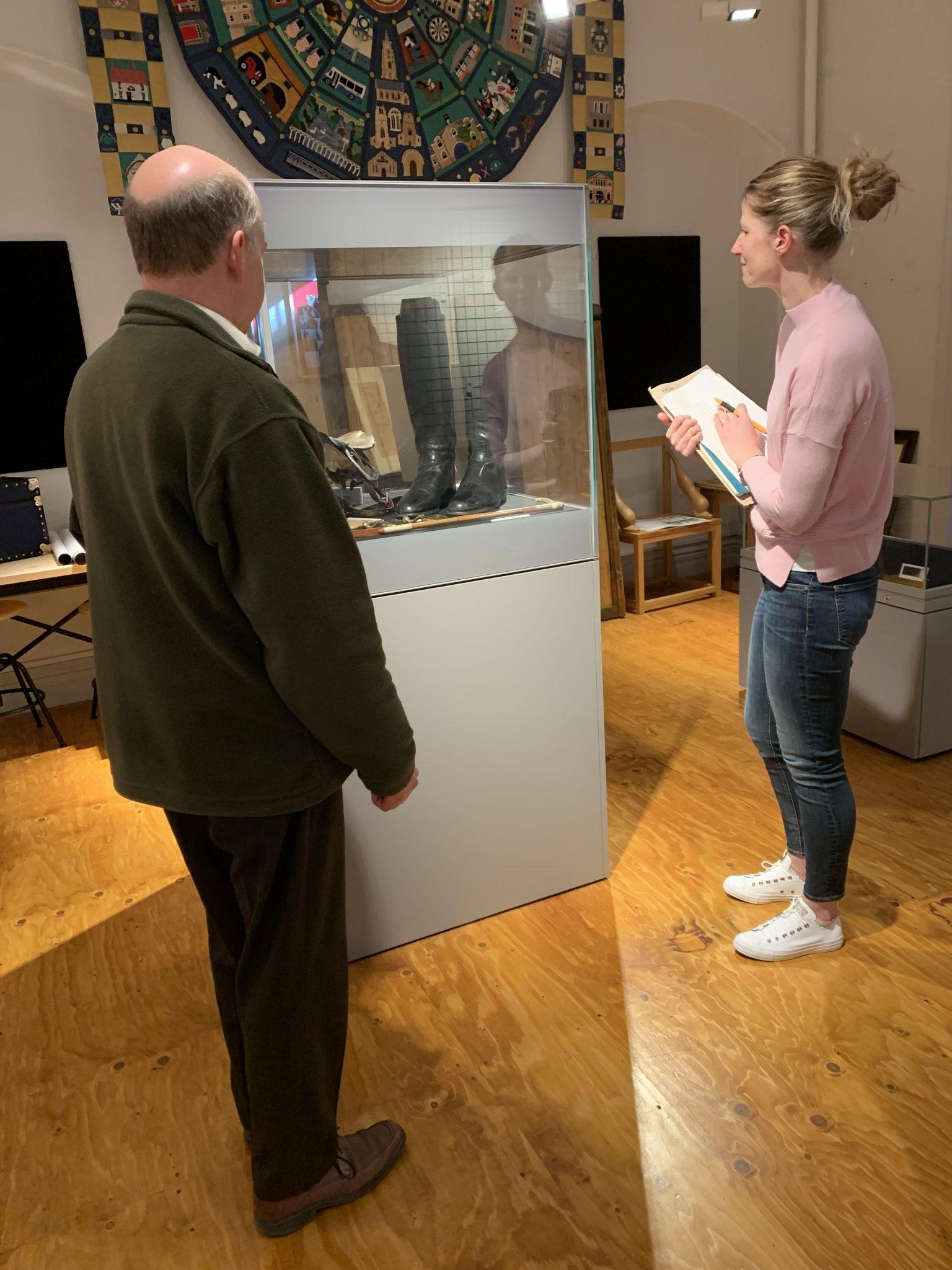 Pilgrim Trust Collections Care Audit – Malton Museum