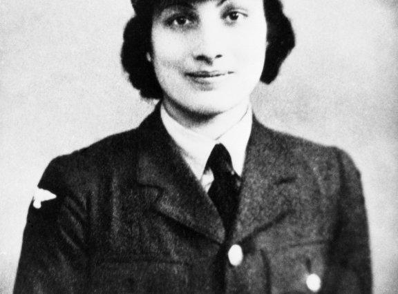 History Maker Noor Inayat-Khan
