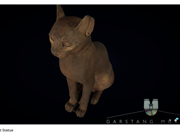 The Museums of the North West Photogrammetry Hub highlights the potential of creative partnerships with universities