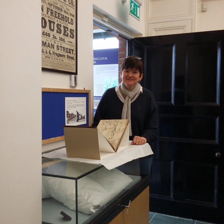 Pilgrim Trust Conservation Grant – Tring and District Local History Museum