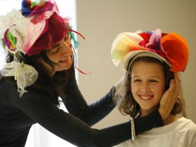 Family workshop 9 © The Foundling Museum