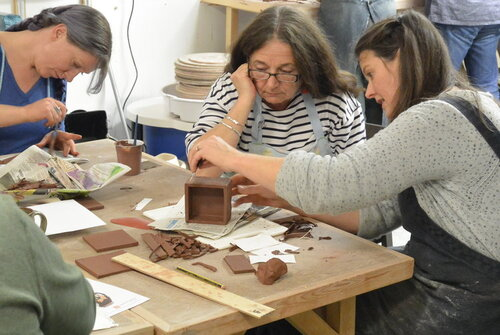 Leach Pottery – Studio Apprentice