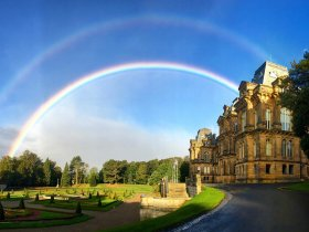 The Bowes Museum Rainbow