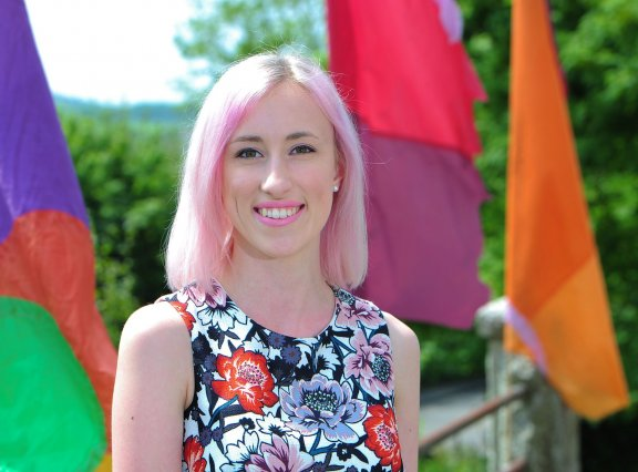 Amy Shakespeare, Innovation Manager, Cornwall Museums Partnership