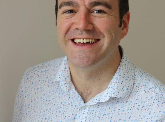 Owen Roberts, Curator, Eyam Museum