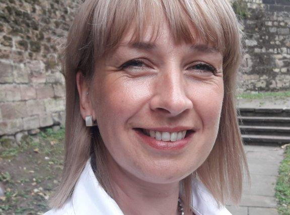 Sara Blair-Manning, CEO, Nottingham Castle Trust