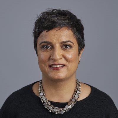 Sara Wajid, Co-CEO, Birmingham Museums Trust