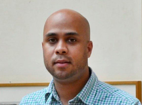 Zak Mensah, Co-CEO Birmingham Museums Trust