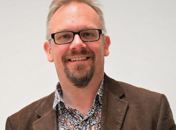 Jon Murden, Director, Dorset Museum