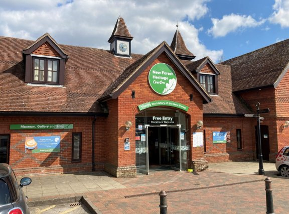 Centre Manager – New Forest Heritage Centre