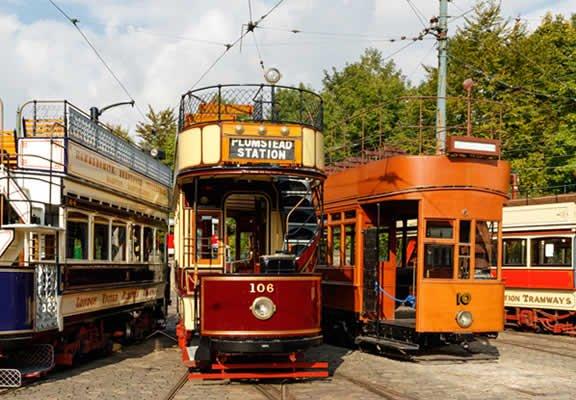 Trustee vacancy – National Tramway Museum