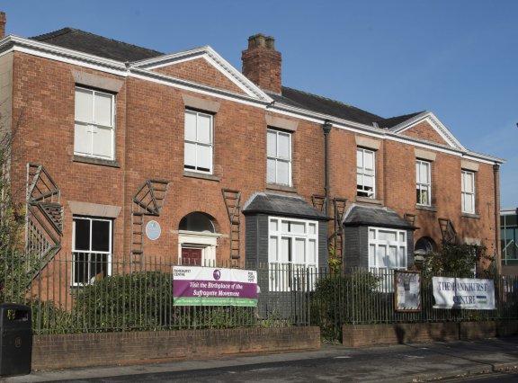 Pankhurst Centre announces reopening plans