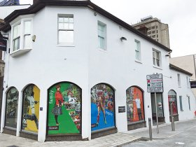 The Hockey Museum building 13 High Street, Woking