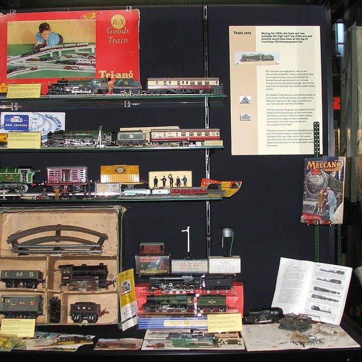 AIM Pilgrim Trust collections care audit – The Bahamas Locomotive Society