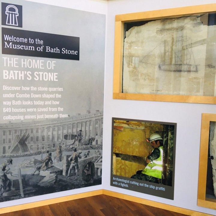 AIM training grant – Museum of Bath Stone