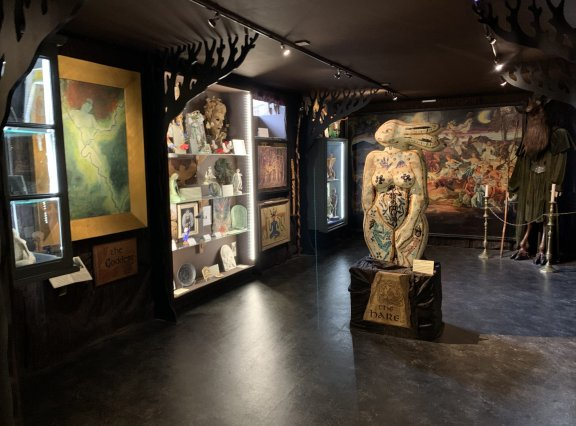 Museum Profile – Museum of Witchcraft and Magic