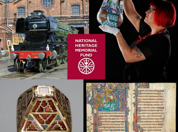 Trustee vacancies – National Heritage Memorial Fund